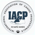International Association  of  Canine Professionals